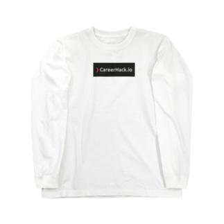 CarrerHackロングスリーブTシャツ Long Sleeve T-Shirt