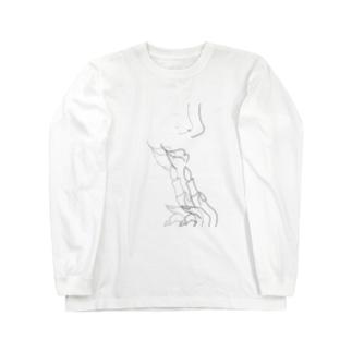 想像次第で何色にでも、、、 Long sleeve T-shirts