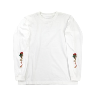 Floral Error Long sleeve T-shirts