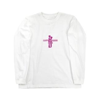 結婚式【1月6日】- ワルトラ Long sleeve T-shirts