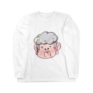 ハルエさん2 Long sleeve T-shirts