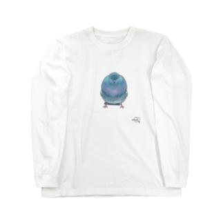 -HATO No.2- Bird call  Long sleeve T-shirts