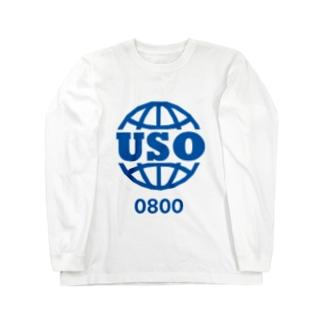 USO 0800 Long sleeve T-shirts