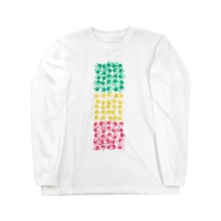 テガタ・ラスタ Long sleeve T-shirts