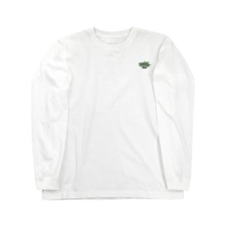 フクド Long sleeve T-shirts