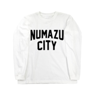 沼津市 NUMAZU CITY Long sleeve T-shirts