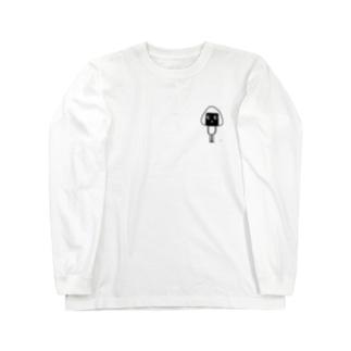 おむすびきをつけ。 Long sleeve T-shirts