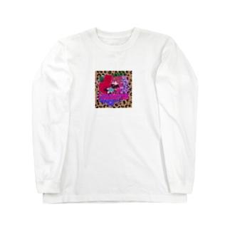 フゅーシャちゃん Long sleeve T-shirts
