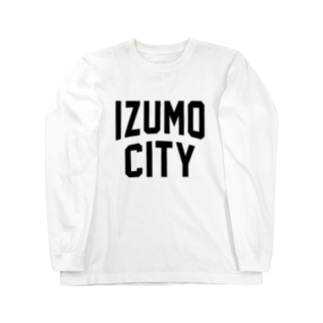 出雲市 IZUMO CITY Long sleeve T-shirts
