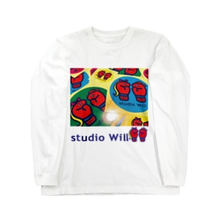 studio Will×INGRID カラフルロングスリーブTシャツ_A Long sleeve T-shirts