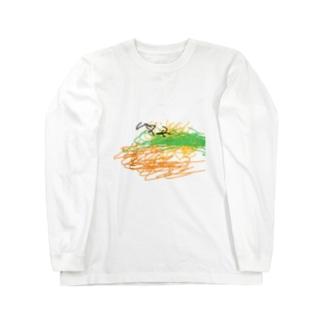 yumi-himawari Long sleeve T-shirts