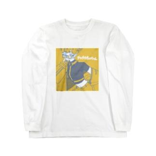 チカチカちかちゃんver2 Long sleeve T-shirts