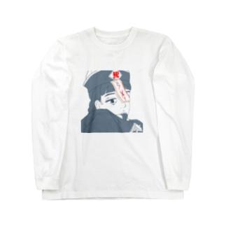 キョンちゃん Long sleeve T-shirts