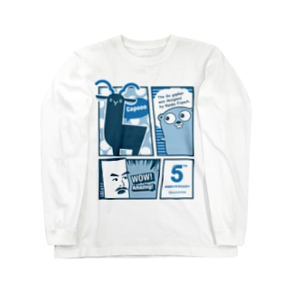 [5th Anniv.]COMIC Long sleeve T-shirts
