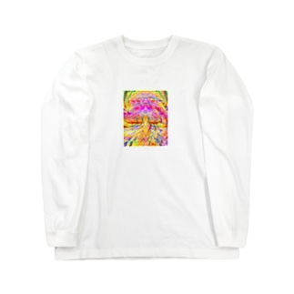 生命の樹 Long sleeve T-shirts