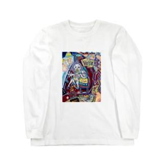 シネマ・インシデント🖼 Long sleeve T-shirts