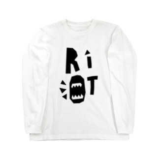 riot Long sleeve T-shirts