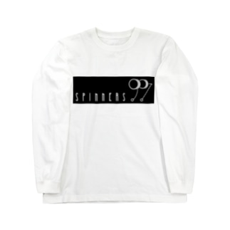 Spinners97(黒) Long sleeve T-shirts