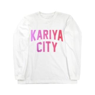 刈谷市 KARIYA CITY Long sleeve T-shirts