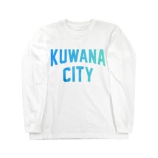 桑名市 KUWANA CITY Long sleeve T-shirts