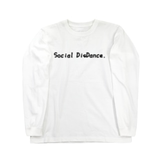 Social DisDance♪ Long sleeve T-shirts