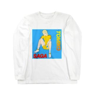 サガトミコ Long sleeve T-shirts