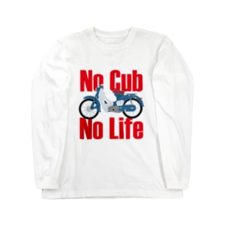 No Cub No Life Long sleeve T-shirts