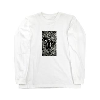 虫の知らせ Long sleeve T-shirts