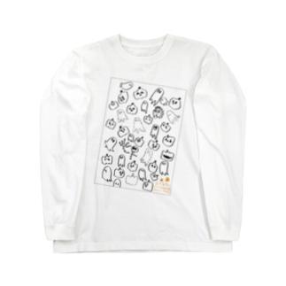 ハロウィン..ヨウノ.シャツ Long sleeve T-shirts