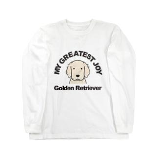 Golden Retriever Long sleeve T-shirts
