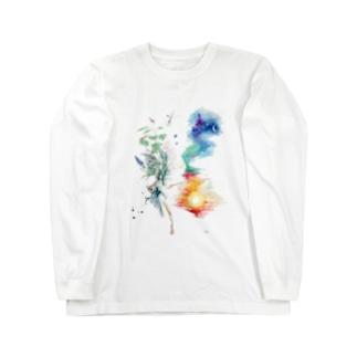 響 Long sleeve T-shirts