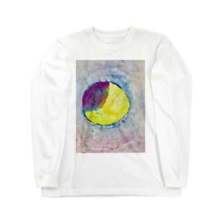 宇宙 nothing,universe and creators Long sleeve T-shirts