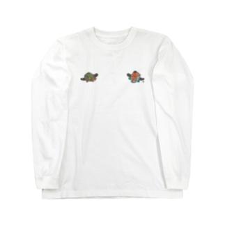 Kappa&Teng Skate Long Sleeve Tee Long sleeve T-shirts