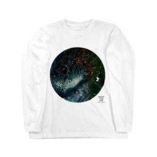 WEAR YOU AREの熊本県 球磨郡 ロングスリーブTシャツ Long sleeve T-shirts