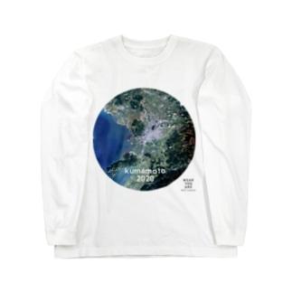 熊本県 熊本市 ロングスリーブTシャツ Long sleeve T-shirts