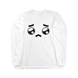 ぴぴぴえん Long sleeve T-shirts