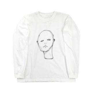 『Da Ningen』 Long sleeve T-shirts