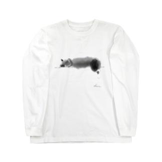 C Nのノルウェージャンフォレストキャット Long Sleeve T-Shirt