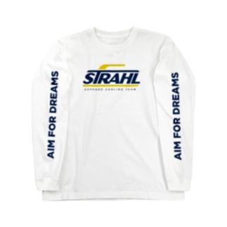 STRAHLタイポ Long Sleeve T-Shirt