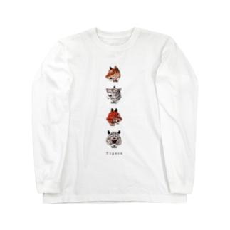 Tigers Long sleeve T-shirts