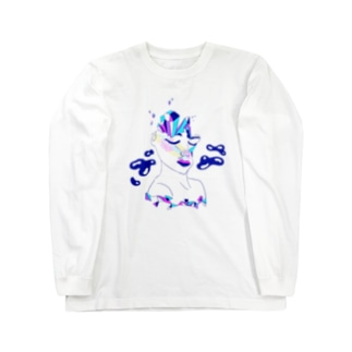 DIAMOND Long sleeve T-shirts