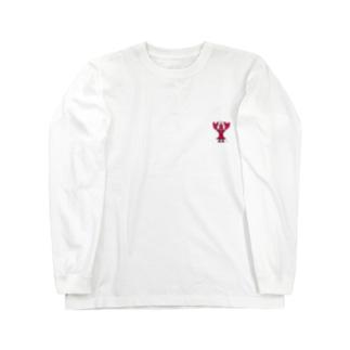 ロブ  Long sleeve T-shirts
