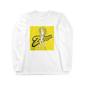 ZukyuuunTシャツ Long sleeve T-shirts