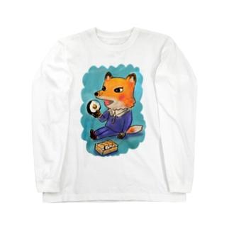 助六 Long sleeve T-shirts