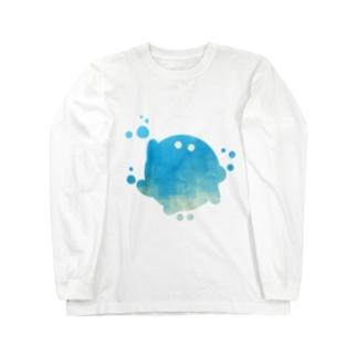 はくちゅー Long sleeve T-shirts