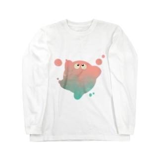 あけぼの Long sleeve T-shirts