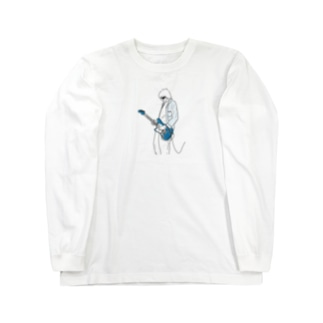 伝説になった人 Long sleeve T-shirts