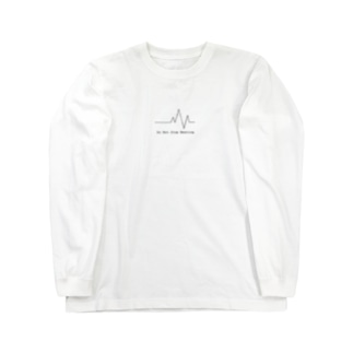 Don't stop Beating :W Long sleeve T-shirts