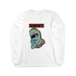 SEGREGATE Long sleeve T-shirts