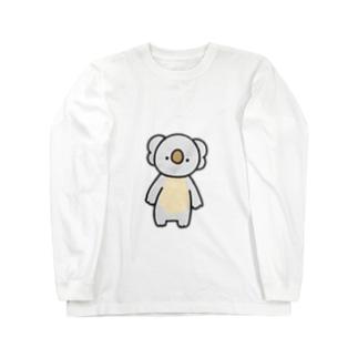 こあら Long sleeve T-shirts